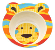Tar Hong Children's Melamine Lion Bowl