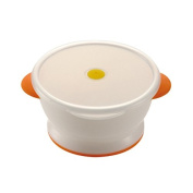 Richell Bowl with Microwave Cover