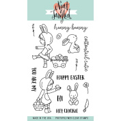 Neat & Tangled Clear Stamps 10cm x 15cm Conttontail Cuties