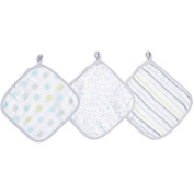 ideal baby by the makers of aden + anais Washcloth Set, Dreamy