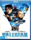 Valerian and the City of a Thousand Planets [Region B] [Blu-ray]
