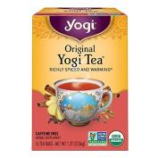 YOGI TEA ORIGINAL BLACK TEA