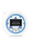 Bath & Body Works Wax Home Fragrance Melt Sweater Weather 2017