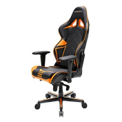 DXRacer OH/RV131 Racing ERGO Seat Office Chair Gaming Ergonomic with - Free Head and Lumbar Support Pillows