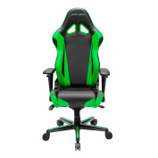 DXRacer Racing Series DOH/RV001/NE Newedge Edition Racing Bucket Seat Office Chair Gaming Chair PVC Ergonomic Computer Chair eSports Desk Chair Executive Chair With Pillows