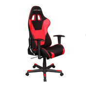 DXRacer Formula Series DOH/FD101/NR Newedge Edition Office Chair Gaming Chair Ergonomic Computer Chair eSports Desk Chair Executive Chair Furniture With Pillows