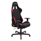DXRacer Formula Series DOH/FD01/NR Newedge Edition Racing Bucket Seat Office Chair Gaming Chair Ergonomic Computer Chair eSports Desk Chair Executive Chair Furniture With Pillows