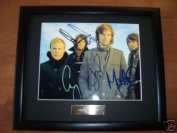 Take That Signed Autograph Photo