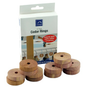 12 PK Cedar Rings - Highly Effective