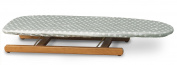 Arredamenti Italia Stirosvelto Portable Ironing Board, Wood, Cherry Wood