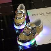 YJYdada Baby Children Toddler Light Up Shoes LED Luminous Flashing Sneakers
