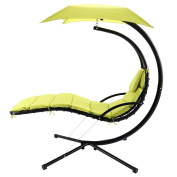 For Wife,Daughter,Girlfriend-Hanging Lounge Chair Swing Hammock Canopy Yard-Max Capacity