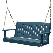 Highwood Lehigh Porch Swing, 1.2m, Nantucket Blue