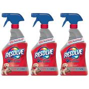 Resolve Pet Expert Carpet & Upholstery Stain Remover Spray, 470ml,