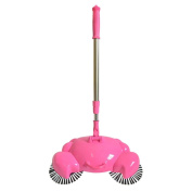 New Arrival 360 Rotary Home Use Crab Manual Telescopic Floor Dust Sweeper By Orangeskycn