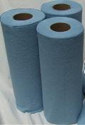 Dst Blue Shop Towel Rolls - 30 Rolls