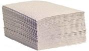 Dst 1,300ct Natural DRC Large Shop Towel Sheets