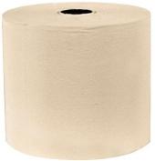 Dst 2 Roll (650ct) Natural DRC JUMBO Shop Wiper Rolls