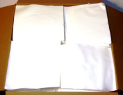 Dst White Airlaid Flat Packed Small Shop/Dairy Wipes