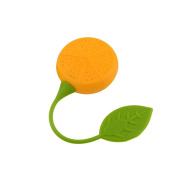 RoseSummer Lemo Silicone Tea Leaf Strainer Herbal Spice Infuser Filter Diffuser