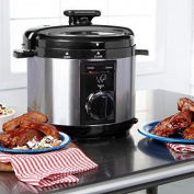 Wolfgang Puck 4.7l Automatic Rapid Pressure Cooker with 44 Recipes