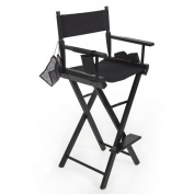 Professional Makeup Artist Directors Chair Light Weight Foldable New
