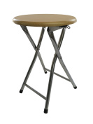 Wee's Beyond 1210-BC Folding Wooden Stool