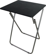 "Folding Table with Premium Quality ideal Dimensions Measuring 19"" width x 15"" depth x 26"" height by Uniqueware"