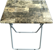 Wee's Beyond 1303 TV Tray Table, Marbleized