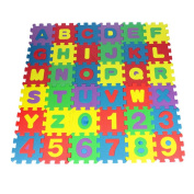 Lavany® 36Pcs/set Baby Child Number Alphabet Puzzle Foam Maths Educational Toy Gift