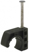ZURN PEX QTALON3 Nail Clamp, Pipe, 1.3cm , Steel and Plastic