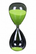 Creative Hourglass 5 Minutes Sand Clock Sand Glass Decorations Timer,A2