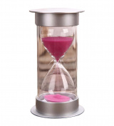 Interesting Creative Hourglass 5 Minutes Sand Glass Toys Kitchen Timer,D2
