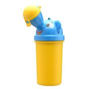 Yalasga Cute Portable Baby Child Urinal Travel Car Toilet Kids Vehicular Potty