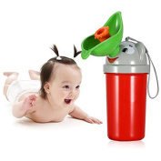 Sandistore Portable Baby Child Potty Urinal Emergency Toilet for Camping Car Travel and Kid Potty Pee Training