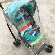 Yothfly Infant Baby Stroller Weather Shield Waterproof Rain Snow Resistant Cover