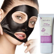 Blackhead Remove Facial Mask, CieKen Black Mud Deep Cleansing Peel Off Mask, Facail Face Mask Remove Blackhead Facial Mask, Purifying Peel Face Mask