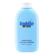 MUST BUY ! 8 Bottle COSWAY Teddie Kids Ultra-Soft Talcum Powder