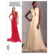 Vogue Patterns V1030 Misses' Dress, Size AA (6-8-10-12) by Vogue Patterns