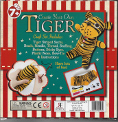Create Your Own Tiger Retro Craft Toys by Robert Frederick
