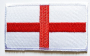 England English Uk National Flag patch Ideal for adorning your jeans, hats, bags, jackets and shirts.