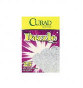 Curad Dazzle Bandages, 25ct + FREE Assorted Purse Kit/Cosmetic Bag Bonus Gift