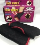 Hot/Cold Foot Wraps Heat Therapy, Cold Therapy
