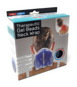 Therapeutic Gel Beads Neck Wrap Hot/ Cold Therapy
