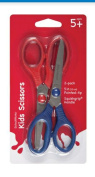 School Works Kids Scissors - Red and Blue