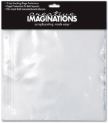 Creative Imaginations Album Page Protector Refills 20cm X8 Inch
