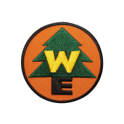 Wilderness Explorer Disney Scout Iron-On Badge Patch Up Craft Accessory Applique