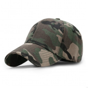 TJBGADIEMS Sports cap Breathable Outdoor Run Cap Camo Baseball hats Shadow Structured caps