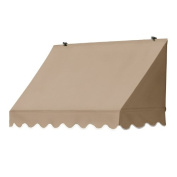 Coolaroo Awnings in a Box Replacement Cover Traditional 1.2m Sand