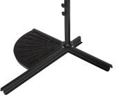 Trademark Innovations UMBASE-WT26-1X Resin Umbrella Base Weight, 12kg